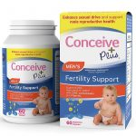 Conceive Plus testosterone booster men fertility pills vitamin supplement